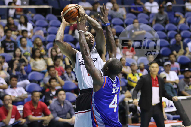 After criticism from Mahindra coach, James White sticks to his strengths against NLEX