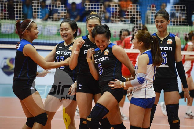 Grethcel Soltones eager to complete quest for elusive title with Foton in PSL Invitational