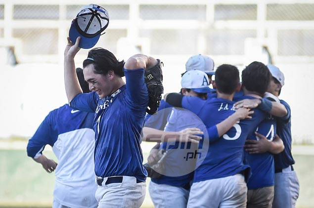 Ateneo coach's decision to keep struggling Gino Tantuico on field pays off for UAAP champs