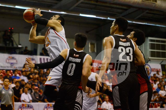 Grateful Jerwin Gaco says Tanduay exposure in D-League enabled him to regain confidence