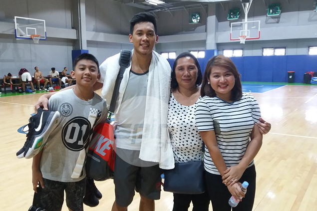 Scottie Thompson excited for Davao homecoming, mounting ticket requests notwithstanding