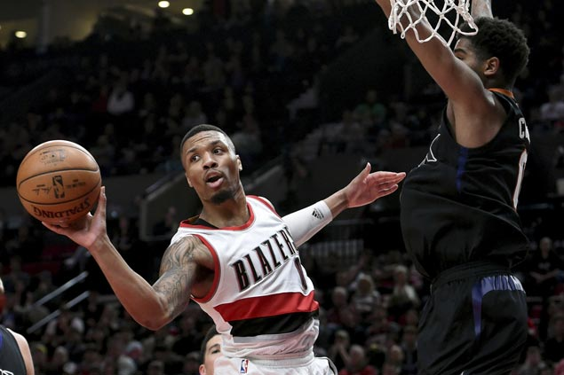 Trail Blazers stretch streak to six and send Suns to 11th straight loss