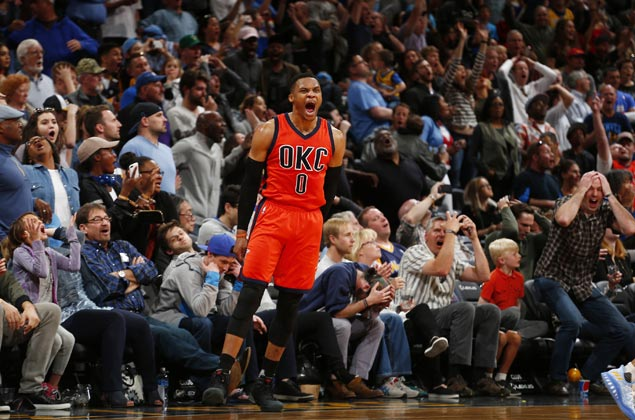 Russell Westbrook to get own signature shoe in lucrative 10-year extension with Jordan Brand