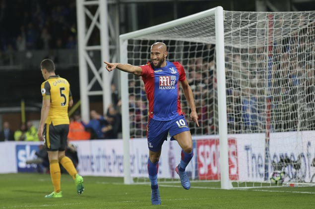 Walcott 'sensed' Palace 'wanted it more' from kick-off