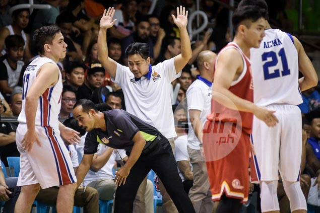 Gap between Filipino players, Southeast Asian rivals thinning, admits Alab coach