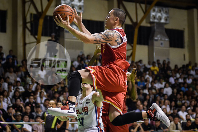 Josh Urbiztondo sets new ABL Finals record for most triples as Slingers draw first blood vs HK