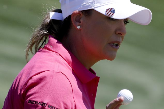 Cristie Kerr completes wire-to-wire victory in Lacoste Ladies Open de France