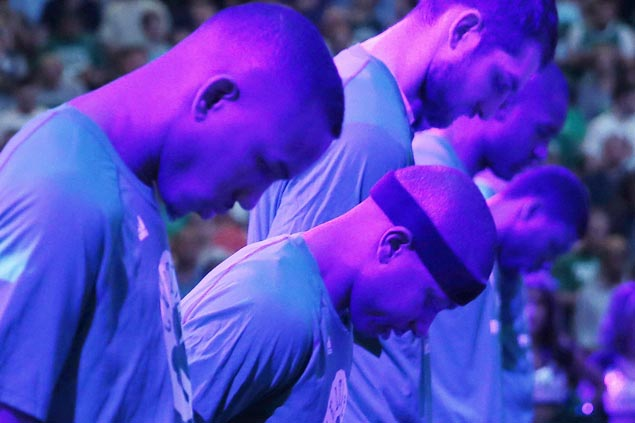Isaiah Thomas heads home to grieving family, says days since sister's death the hardest of his life