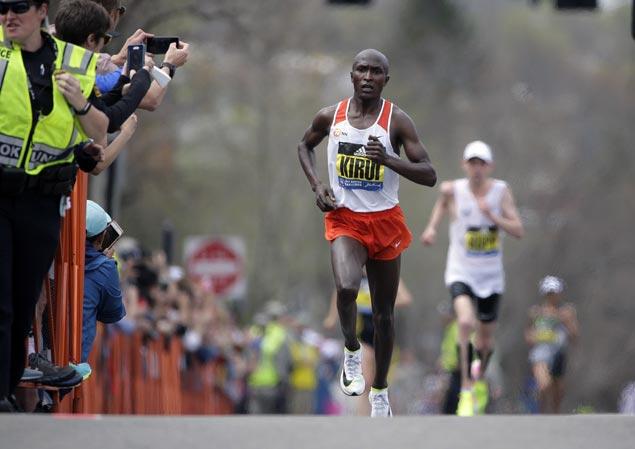Boston Marathon retires Bib 261 for women's pioneer Switzer