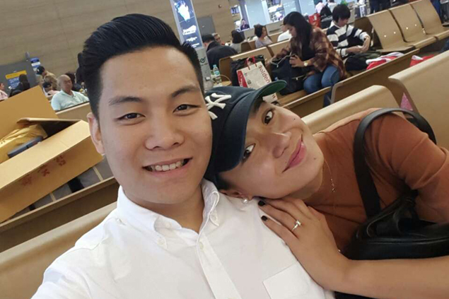 Cha Cruz to wed her 'Mr Everything' in 2018, but volleyball not taking backseat