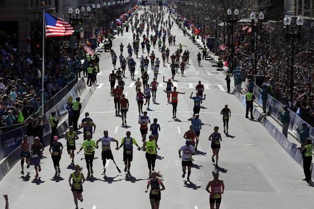 Adidas apologizes for insensitive 'You Survived Boston Marathon' marketing email