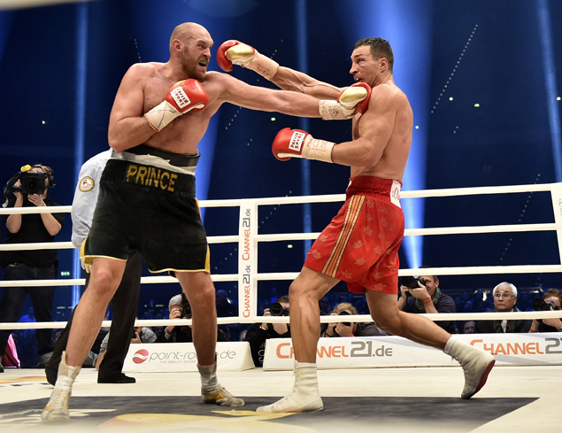 'Boring'Klitschko vows to throw caution to wind in last hurrah against younger Joshua