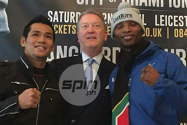Arthur Villanueva eyes another shot at world title as he takes on Zolani Tete in England