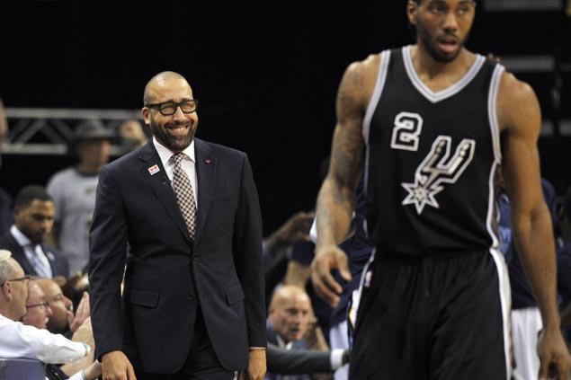 Fiery Fizdale all smiles after ref rant rallies Memphis fans to boost Grizzlies in win vs Spurs