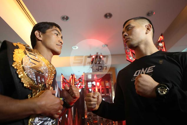 Former high school teacher Eduard Folayang vows to give challenger Ev Ting a tough examination