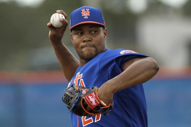 Depleted Mets activate closer Jeurys Familia after 15-game domestic violence suspension