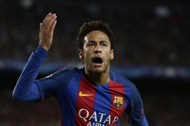 Neymar could still play in Clasico