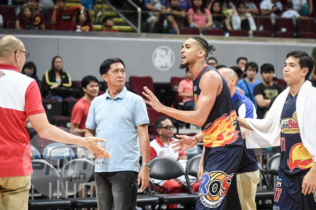 Blowout loss, not garbage-time Lassiter triple, sparked rare flare up, says Gabe Norwood