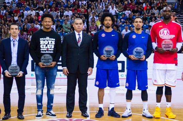 Alab Pilipinas star Bobby Ray Parks named ABL MVP