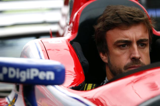 Fernando Alonso on Indy stint: 'I need to win it … if it's not this year, we will plan it for the next attempt'
