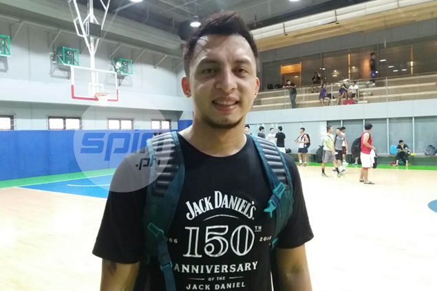 Former NCAA standout Jett Vidal shows up in Zark's tryouts in hope of career reboot
