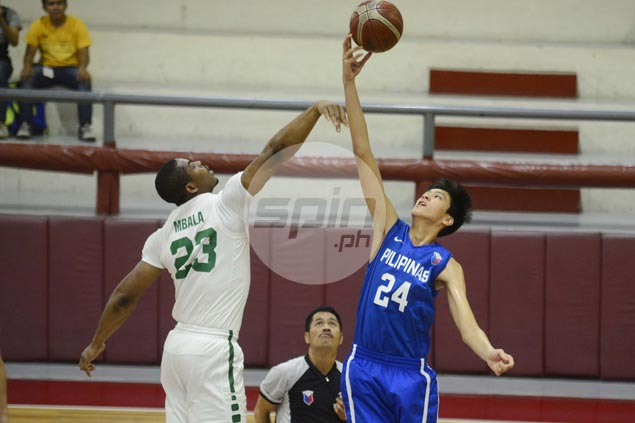 Ben Mbala says Kai Sotto needs only to bulk up to do well in top college leagues