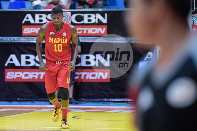 Allwell Oraeme leaves Mapua, denies he's in talks with other schools for a transfer