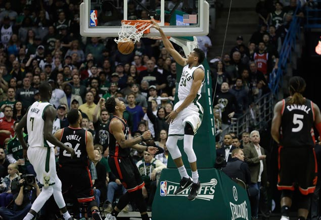 The young and restless Bucks let a winnable series get away