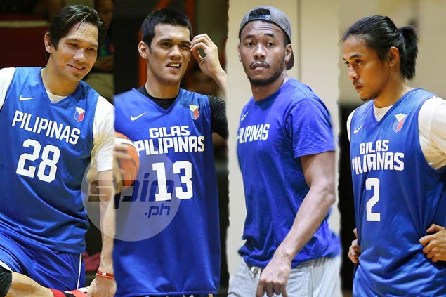 Almazan, Abueva, Romeo, Fajardo among nine shoo-ins to Reyes' Final 12 for Gilas