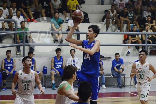 La Salle deals Batang Gilas another whipping despite near double-double by Kai Sotto