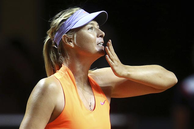 Maria Sharapova fit and ready for summer run, hoping to cap it at the US Open