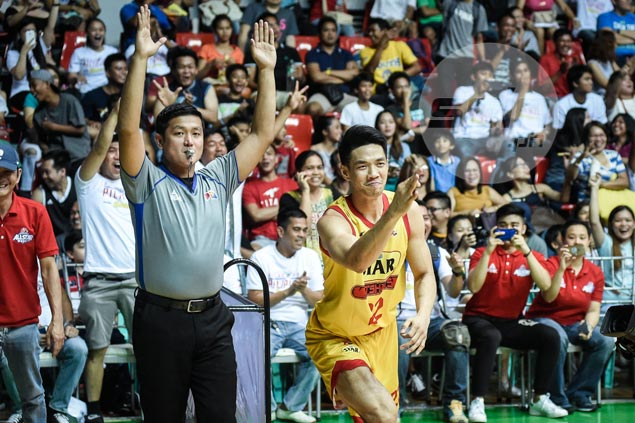 Allein Maliksi nips LA Tenorio in thrilling PBA Shootout by sinking last money ball