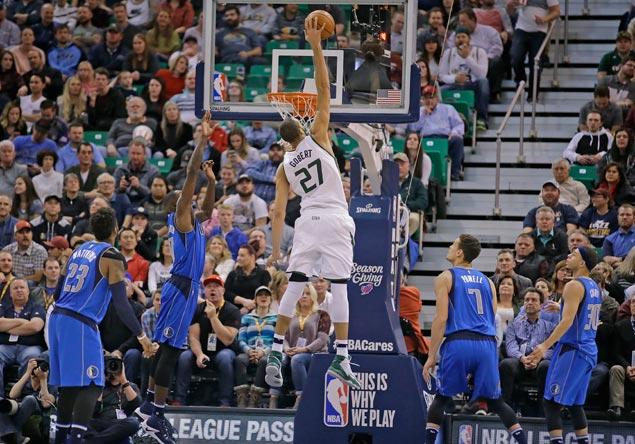 Jazz flatten Clippers 104-91, win 1st-round series 4-3