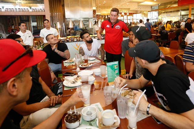 Tim Cone would've loved to coach Fajardo, Romeo for first time. Too bad it won't happen in Cebu