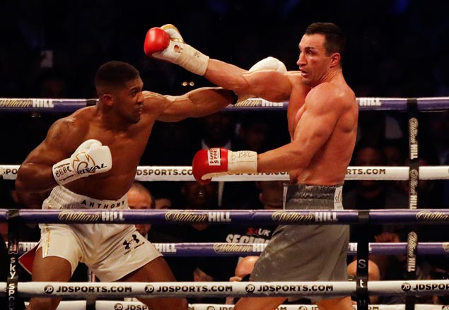 Anthony Joshua's KO power is unquestioned. After win over Klitschko, so is his heart