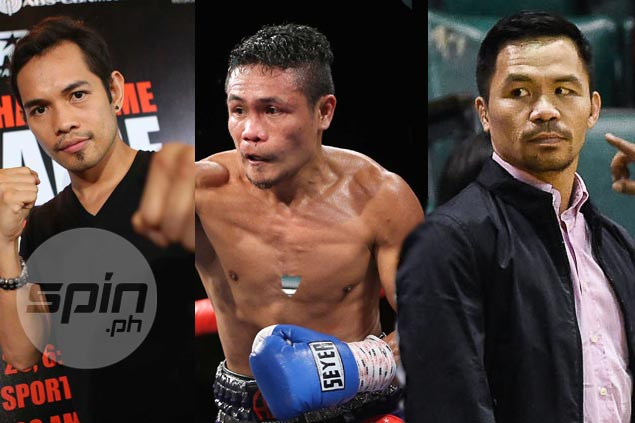 Three's not a crowd as Nietes joins Pacquiao, Donaire Jr. in list of three-division champs