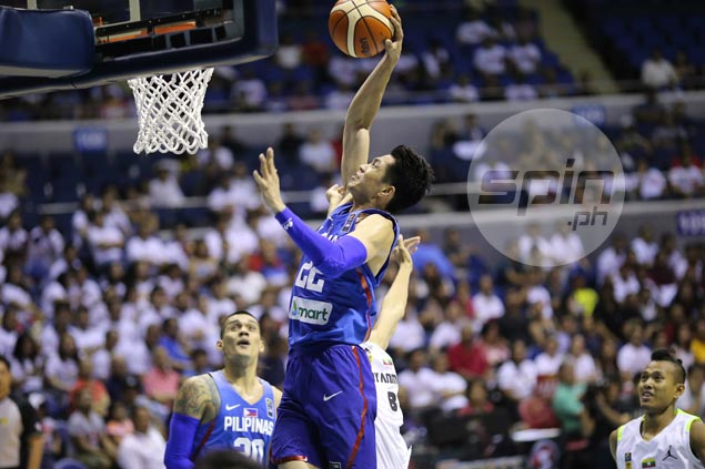Wondering why Allein Maliksi wore 'Malicsi' jersey? Gilas wingman explains