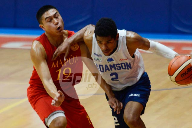 Adamson Falcons stay unbeaten after win over Mapua, but Pumaren not pleased