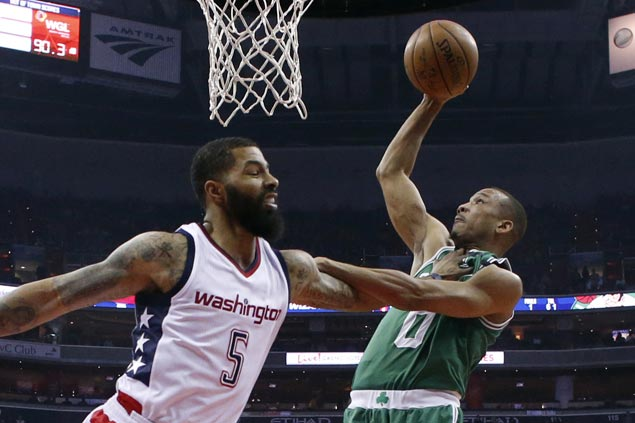 Boston Celtics trading starter Avery Bradley to Pistons for Marcus Morris