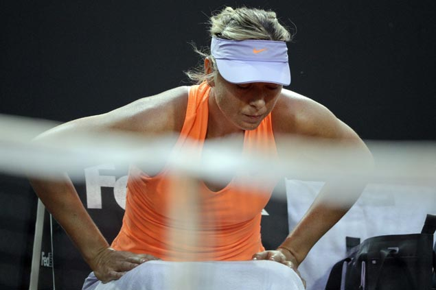 French Open declines to give two-time champion Maria Sharapova wild card