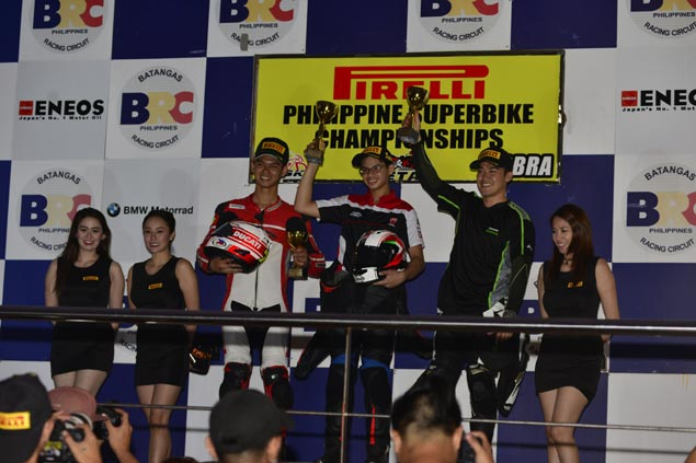 Ducati teen star Troy Alberto stuns top bets with double-victory in PSBK Nationals