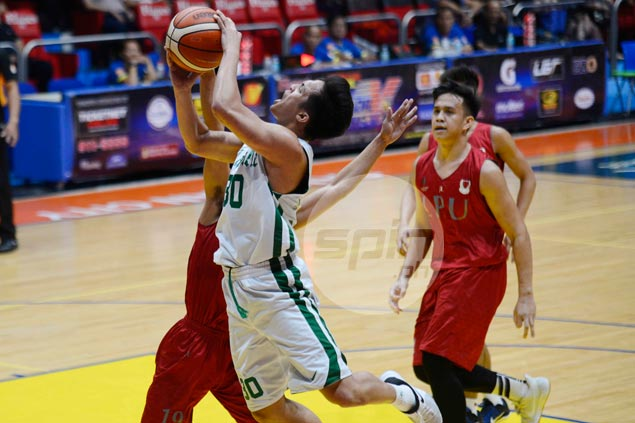 Caracut, Rivero step up in overtime as La Salle cools down Lyceum in Premier Cup