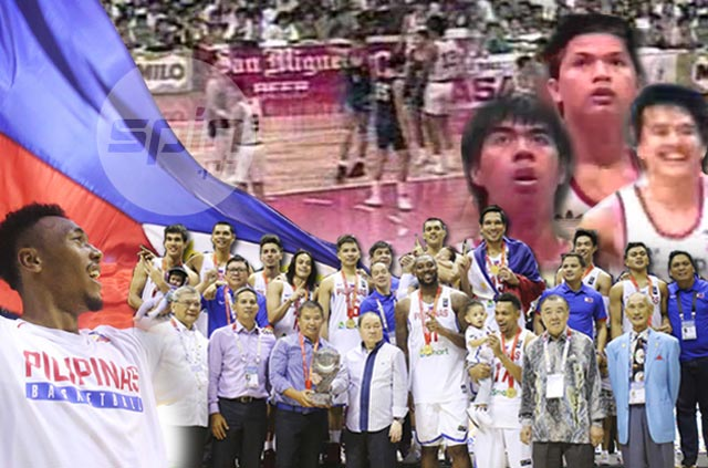 Gilas romp came 26 years after a close call by PH team against Thailand at Big Dome