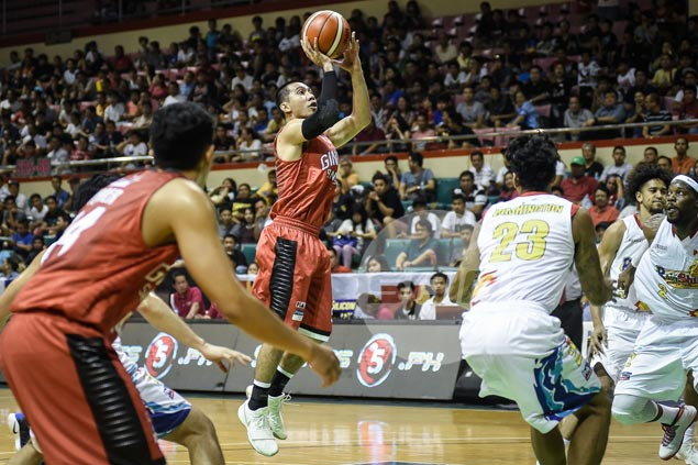 LA Tenorio extends 'Ironman' run to 500 games on night Ginebra saw hot streak come to an end