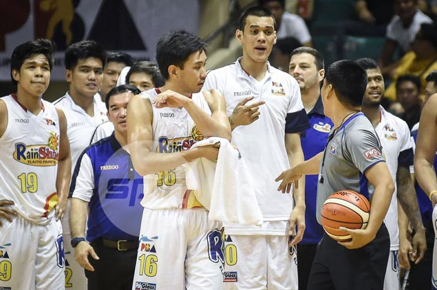Garcia explains revised RoS plays prompted Almazan benching in game vs Ginebra