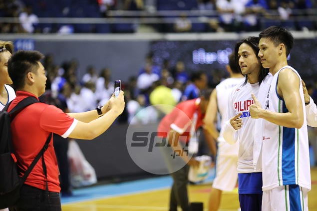 Here are four Gilas Pilipinas players who stood out in the eyes of Seaba rivals