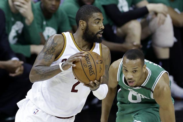 Kyrie Irving, Cleveland Cavaliers Bounce Back For A Win In Game 4