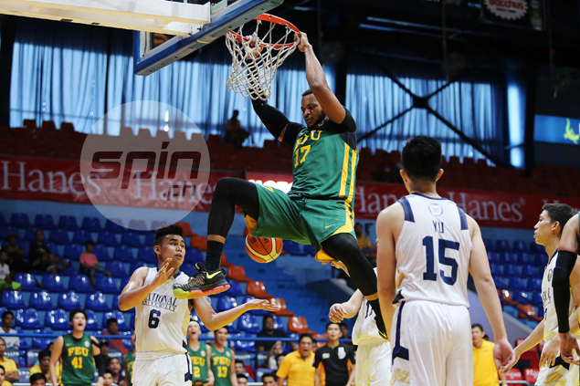FEU new boy RJ Ramirez makes mark as Tamaraws rip NU to go 3-0 under Olsen Racela