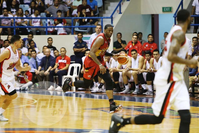 Leo Austria brushes off disagreement with Charles Rhodes after big SMB import tries playing point