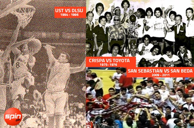 Cavs-Warriors 'threematch' a first in NBA, but trilogies more frequent in PH basketball